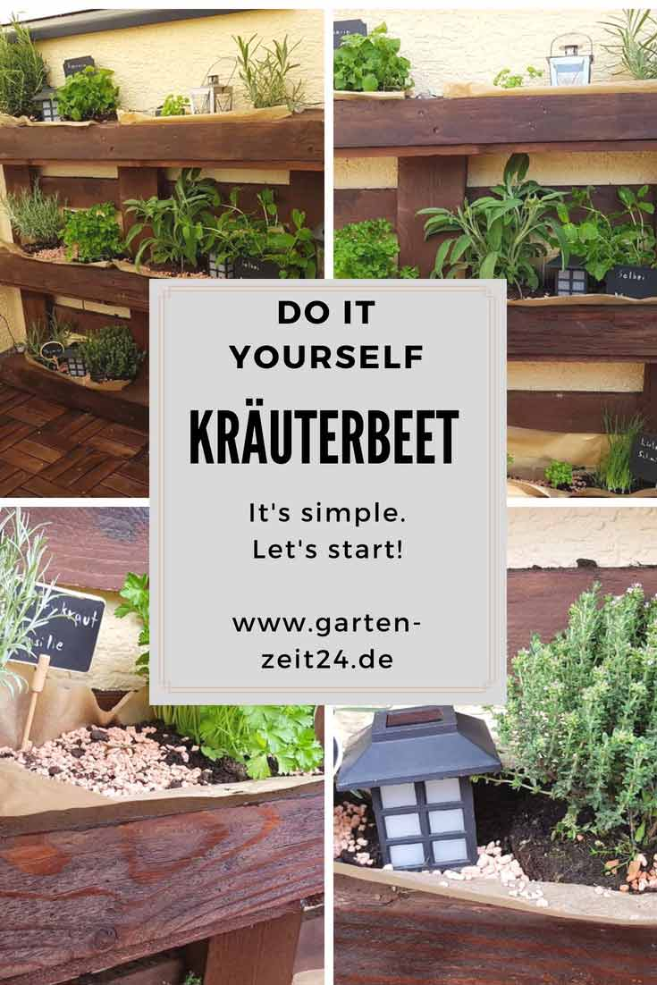 do it yourself kr uterbeet zum selber bauen garten zeit. Black Bedroom Furniture Sets. Home Design Ideas