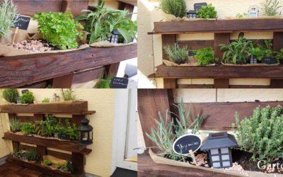 Do-It-Yourself Kräuterbeet – Einfach selbst gebaut!